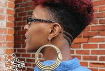 BEST AFRICAN AMERICAN SHORT HAIRSTYLES AND HOW TO STYLE