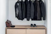 Garderobe ny
