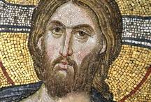 Mosaic Bysantine : Religious