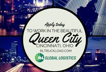 Our Cincinnati / All about living in Queen City!