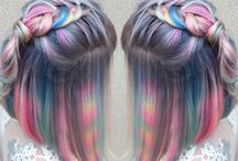 COLOR HAIR INSPIRACE