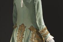 Originale Herrenkostüme 18. Jhdt / Erhaltene Kleidungsstücke aus dem 18. Jhdt