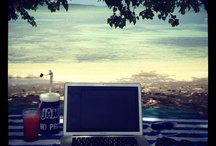 Be free with a Virtual Office... / If you could choose to work anywhere, where would it be?