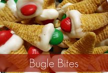 festive snacking / by Tricia Harris ~ Cottage Appeal Designs