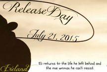 Release Day - Book Birthdays