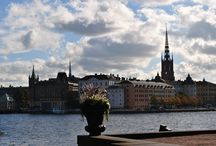 Autumn in Stockholm / Autumn is a beautiful time to visit Stockholm. Enjoy these beautiful pictures, all taken within a 5 minute walk from the hotel.  http://www.sheratonstockholm.com/en/waterfront-hotel-stockholm