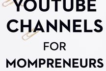 YouTube Tips / Tips for growing your YouTube channel and using it to grow your brand and business.