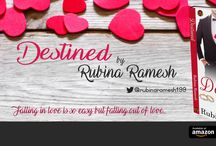 DESTINED by Rubina Ramesh