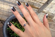Nails by our girls! / Done by the great girls at Bella Sauvage!