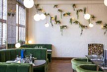 M A S O N S   R E S T A U R A N T  B A R  M A N C H E S T E R / Luxury bespoke furniture in plush velvets for new fine dining restaurant Masons Restaurant Bar in Manchester. Nominated for Mixology Awards 2017!