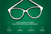 #GreenVisionQuiz / Sicuro di sapere tutto sulla visione? Mettiti alla prova con i nostri quiz!