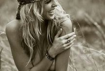 To be a hippie♡~~ / Live Life. Be a Hippie☆