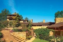 Frank Lloyd Wright Gardens