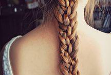 braids / by Christine Welch-Meier