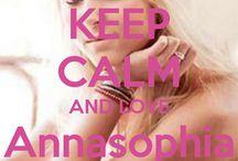 <3 Keep calm: Annasophia Robb <3 / Este tablero lo he creado para tener todos los Keep calms de Annasophia Robb :)
