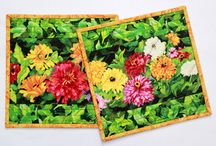 Decorate With Quilts / Quilted household items