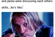 The Hunger Games Series - Haymitch