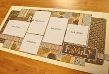 Scrapbook Layout Ideas / by Dianne Chesis Buchberger