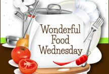 Wonderfully Creative Wednesdays / Check out the recipes, crafts, tutorials & everything else that has been linked up to the Wonderfully Creative Wednesdays Party every week / by Jaime @ Mom's Test Kitchen