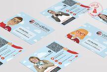Cartes de visite / Découvrez nos différentes cartes de visites