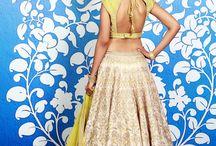Indian fashion / So beautiful and feminine.