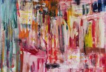 Tony Collins Abstract Art