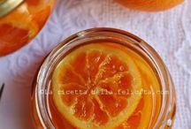 marmellate e frutta
