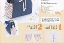 oldalzsebes táska