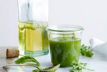 Sauces for Veggies / Vegan sauces