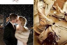 Sparkling New Years Wedding Ideas