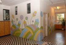 wall / wall painting