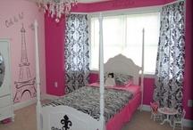 Lindsay - slaapkamer Parijs