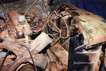 1953 international / my truck . ground up build. 454ci. 700r transmition , ford 9 ,