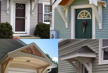 Bedroom awning