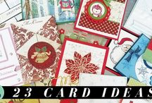 My Christmas Card Swap Videos