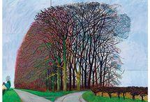 Hockney art