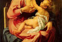 Caravaggio e Artemisia Gentileschi