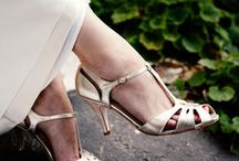 Wedding Footwear / Shoes, heels and sandals