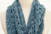 scarves, cowls