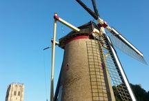Molens, windmills, watermills