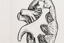 organs / #sketch#organ#illustration