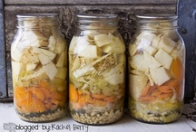 Food Storage and canning / by Chantel Allen