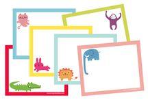 Free Printable Children's Stationery