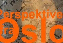 Perspektiver fra Oslo / OAF bidrag til Oslo Arkitekturtriennale Etter tilhørighet