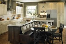 Kitchen Ideas / We want a high functioning, kid friendly kitchen / by Mark Merrill