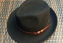 Sombreros y gorras hombre / Elegantes sombreros de hombre
