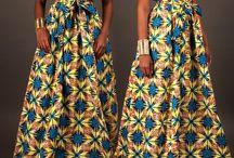 afrika ruha