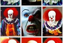 Scary Clowns in Movies /  Nightmares are made of this...