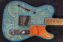 beauty guitars