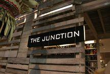The Junction / Trendy, easy going restaurant bar